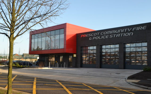 Prescot Fire Station
