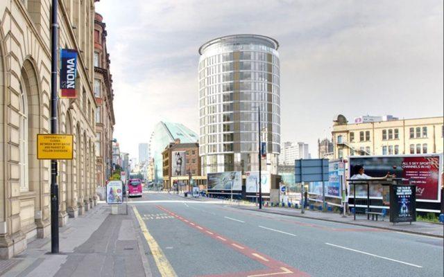 Hotel Indigo, Manchester Victoria